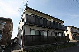 サンコートヴィラD[1階]の外観