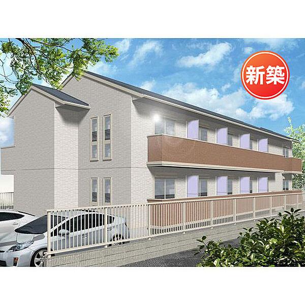 (仮称)高幡不動駅学生マンション[1階]の外観