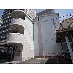 奈良県大和高田市北本町の賃貸マンションの外観