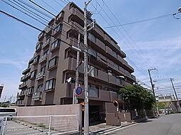 兵庫県明石市硯町1丁目の賃貸マンションの外観