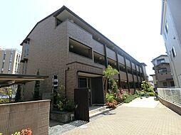 大阪府堺市堺区向陵西町4丁の賃貸アパートの外観