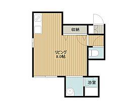 アブニール文京台[1階]の間取り