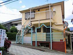兵庫県川西市矢問1丁目の賃貸マンションの外観