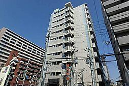 兵庫県神戸市灘区友田町3丁目の賃貸マンションの外観