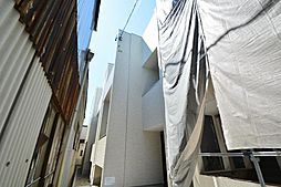 サンプレミオ十番町[2階]の外観