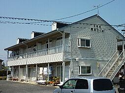 飛田コーポ C棟[102号室]の外観