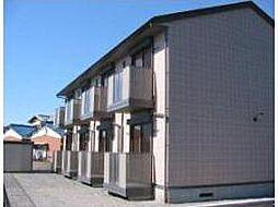 静岡県沼津市下香貫塩満の賃貸アパートの外観