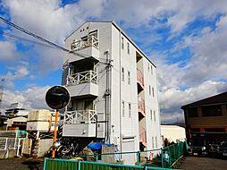 メゾンドソレイユ滝谷[3階]の外観
