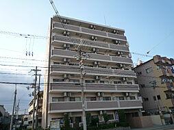 大阪府大阪市住吉区東粉浜2の賃貸マンションの外観