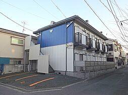 東京都板橋区西台1丁目の賃貸マンションの外観