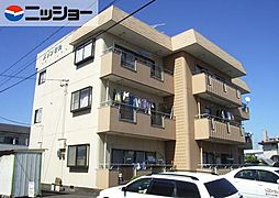 メゾン新栄[3階]の外観