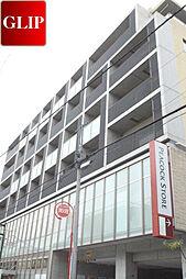 セントラル白楽[4階]の外観