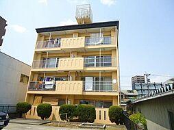 キャッスル東栄 A棟[3階]の外観