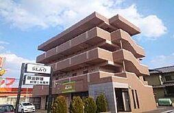 岡山県倉敷市新倉敷駅前3丁目の賃貸マンションの外観