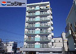 加福本通ビル[3階]の外観