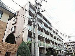 神奈川県横浜市港北区日吉本町3丁目の賃貸マンションの外観