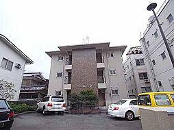 京都府京都市左京区一乗寺塚本町の賃貸マンションの外観