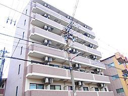 アルファ帝塚山[3階]の外観
