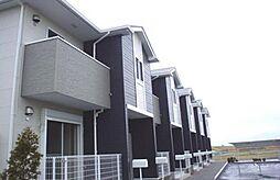 兵庫県姫路市余部区上川原の賃貸アパートの外観