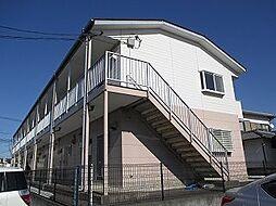 埼玉県鴻巣市大間4丁目の賃貸アパートの外観