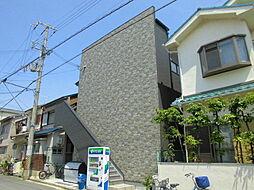 大阪府堺市堺区南旅篭町西3丁の賃貸アパートの外観