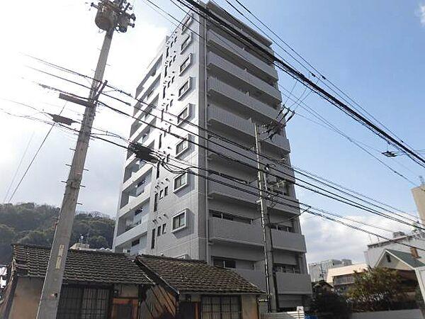 アクアパレス 10階の賃貸【愛媛県 / 松山市】