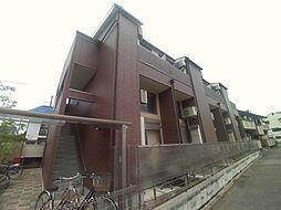 大阪府茨木市寺田町の賃貸アパートの外観