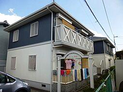 兵庫県伊丹市千僧1丁目の賃貸アパートの外観