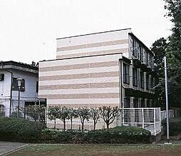 東京都国立市青柳の賃貸アパートの外観