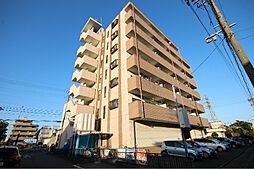 愛知県名古屋市港区入場1の賃貸マンションの外観