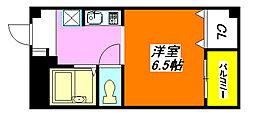 リュミエールII 203号室[2階]の間取り