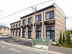 埼玉県三郷市高州の賃貸アパートの外観