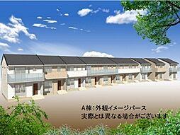 仮称D-Room和田東A棟[1階]の外観