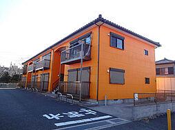コーポ橘[205号室]の外観