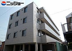 メゾン上名古屋[3階]の外観
