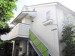 東京都豊島区池袋本町1丁目の賃貸アパートの外観