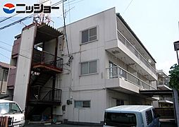 三秀荘[3階]の外観