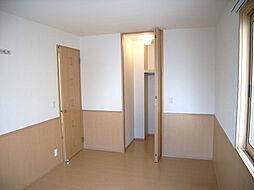 ヴィラジェルセートB棟[202号室]の外観