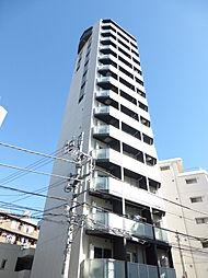ジェノヴィア麻布十番グリーンヴェール[10階]の外観