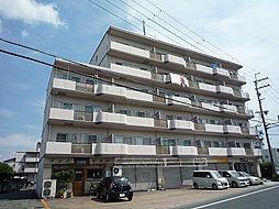 滋賀県大津市大将軍1丁目の賃貸マンションの外観