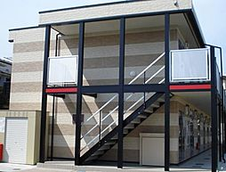 兵庫県姫路市別所町佐土の賃貸アパートの外観