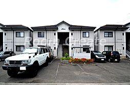 徳島県徳島市北田宮4丁目の賃貸アパートの外観