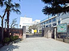 小学校武蔵村山市立第一小学校まで266m