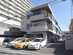 東京都板橋区蓮根2丁目の賃貸マンションの外観