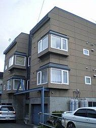 サントレーノ北28条[2階]の外観