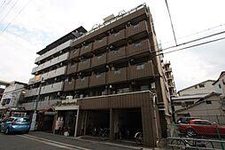 レアレア都島15番館[4階]の外観
