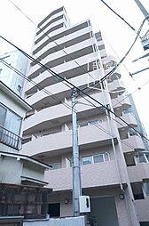 東京都中野区弥生町4丁目の賃貸マンションの外観
