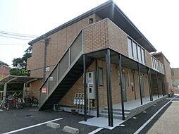 大阪府堺市堺区北三国ヶ丘町1丁の賃貸アパートの外観