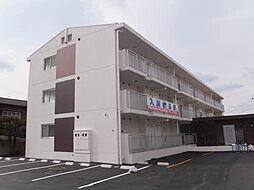 広島県福山市北吉津町4丁目の賃貸マンションの外観