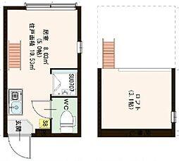 ステージ池袋本町[1階]の間取り